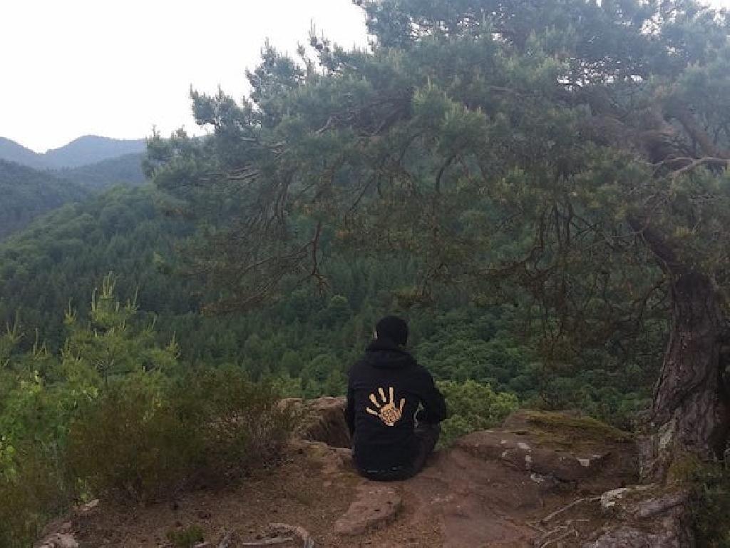 Outdoor alleine