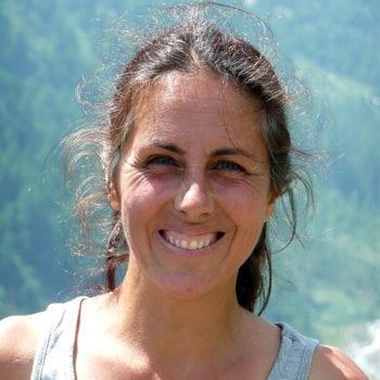 Ute Maria ist Expertin für Visionssuche und Council bei N.E.W.
