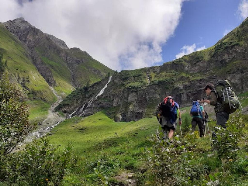 Alpenüberquerung für Jugendliche- das Abenteuer Deines Lebens!
