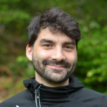 Erlebnispädagoge Jean-Philippe Becker