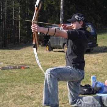 Auf den Spuren von Robin Hood!