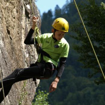 Unsere Kletterfreizeit in der Nähe von Mainz für Jugendliche!