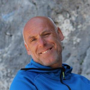 Klettertrainer Jörg Schröder