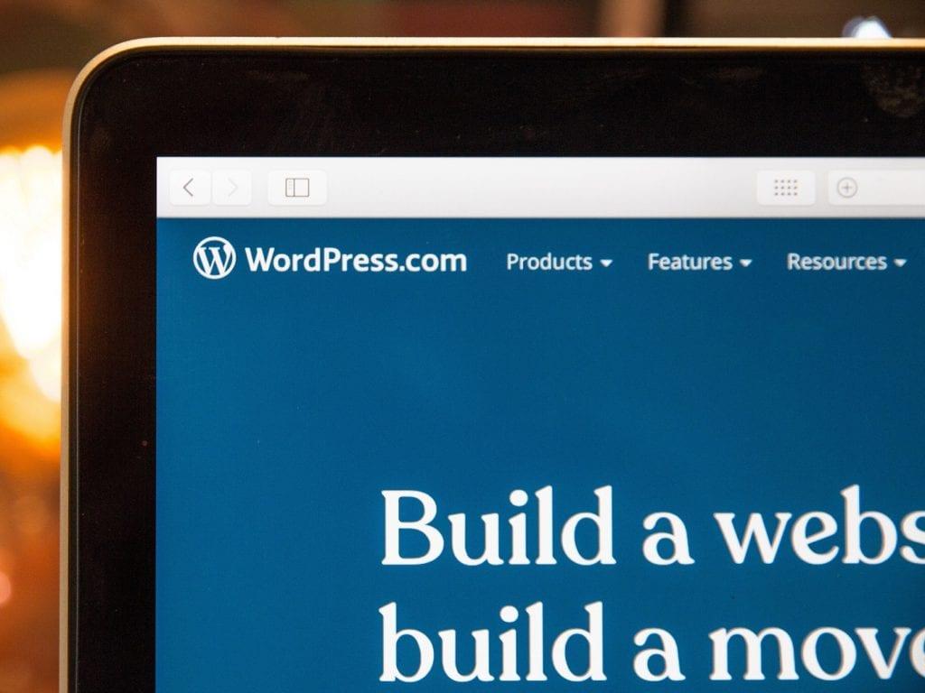 Wordpress ist eines der zentralen Programme beim Marketing Praktikum in der Erlebnispädagogik.