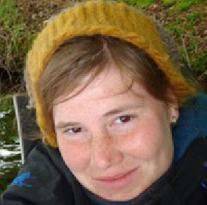 Nina Purnhagen ist Erlebnispädagogin bei N.E.W.