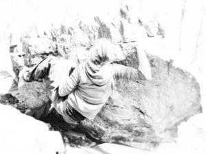 Beweglichkeit beim Bouldern