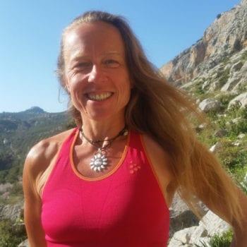 Sabine Hofmann ist Erlebnispädagogin bei N.E.W.