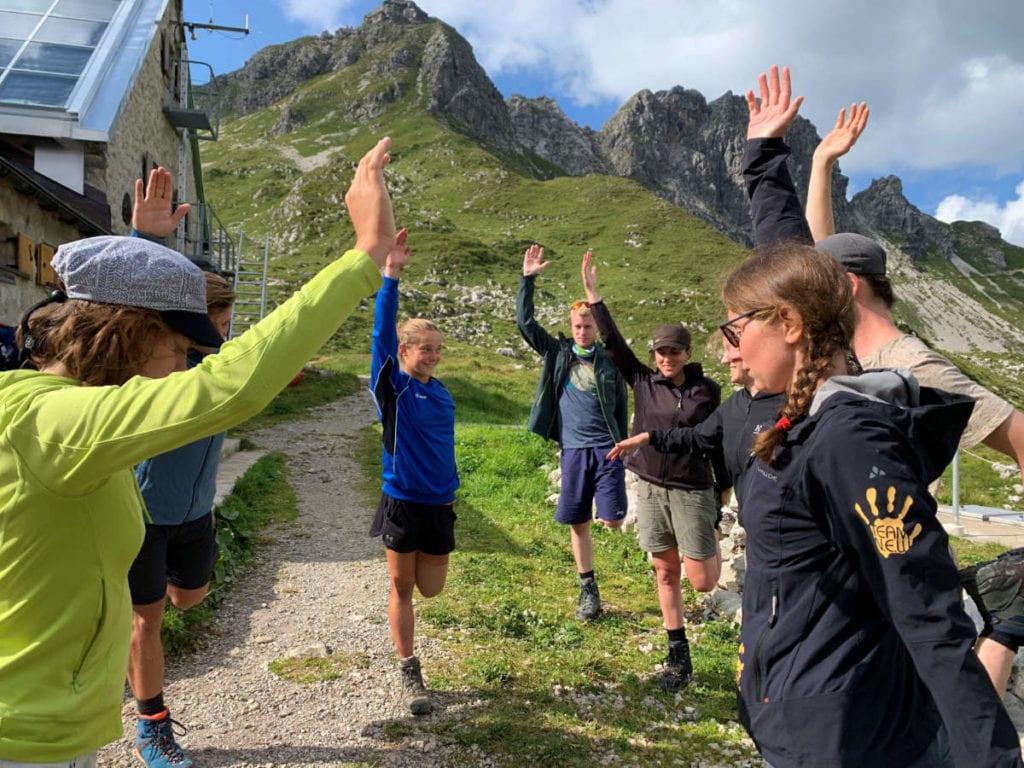 Trekking Schweizer Alpen: Mit dem Rucksack von Hütte zu Hütte