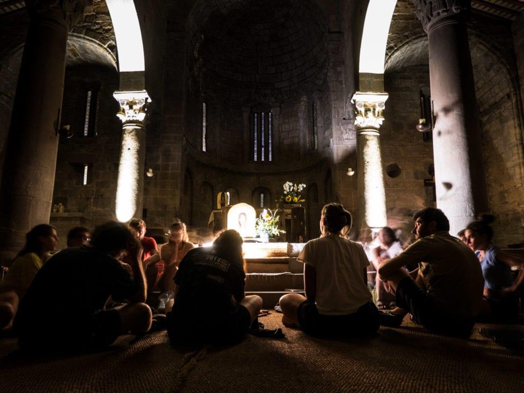 Paarwandern und Spiritualität
