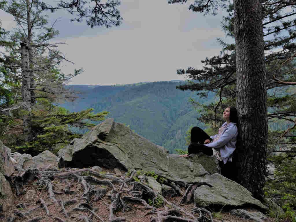 Die Natur ist der Ort, an dem man wahre Authentizität spüren kann.