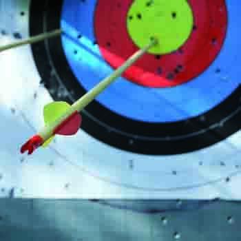Modul: Erlebnispaedagoik Bogenschießen