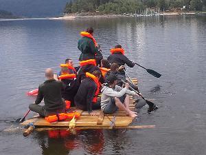 Project New Shore- schafft Ihr Team es ans andere Ufer?