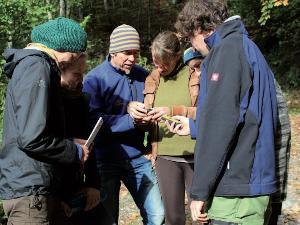 Beim Geocaching begeben SIe sich gemeinsam auf eine spannende Abenteuerreise