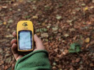 Geocaching ist moderne Schatzsuche mit GPS- Geräten