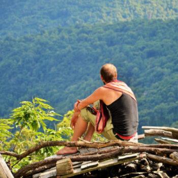 Kontakt mit der Natur heißt Kontakt mit uns selbst