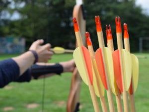 Bogenschiessen ist geeignet für alle Altersgruppen