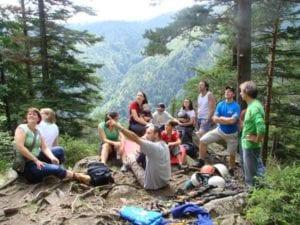 Freunde -und Familientage sind Indoor wie Outdoor möglich!