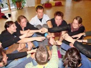 Kommunikation ist ein Thema unserer Firmentrainings