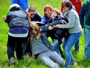 AUf den FST- Tagen werden die Teilnehmenden garantiert auch viel zu lachen haben!