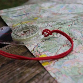 """Unser Modul """"Orientierung""""- ob mit GPS oder Karte und Kompass, wir gestalten für Sie das passende Modul!"""