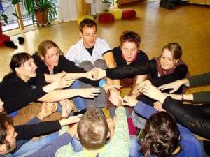 Schülertrainings bringen die Klasse näher zueinander und fördern die Kommunikation!