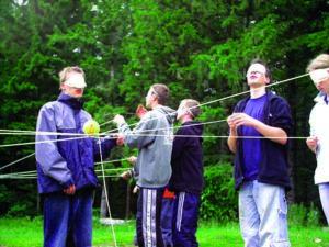 Zusammen als Team! Schülertrainings bringen die Klasse zusammen!