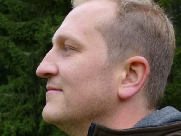 Christian Schmid ist bei N.E.W. als erlebnispädagogischer Trainer im Einsatz