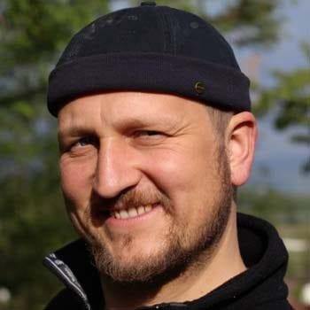 Christian Schmid ist Erlebnispädagoge bei N.E.W.