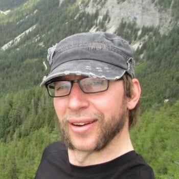Manuel Koglbauer ist Erlebnispädagoge bei N.E.W.