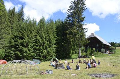 Lernort im Schwarzwald