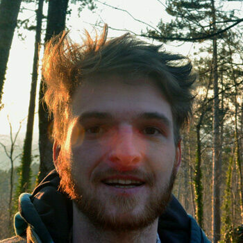 Erlebnispädagoge Fabian Biesgen