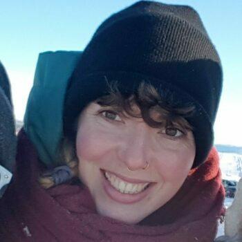 Linda ist Erlebnispädagogin beim N.E.W. Institut