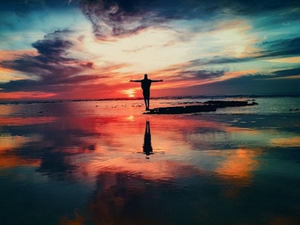 In der Selbstständigkeit ist man auf sich alleine angewiesen.