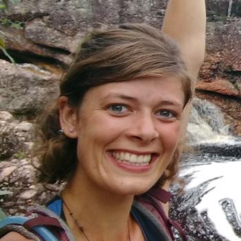 Luisa Barbesi ist Erlebnispädagogin