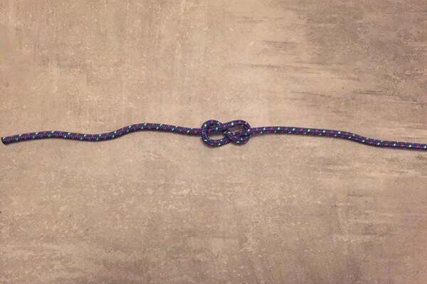 Der Achter Knoten sit ein ästhetisches Meisterwerk!