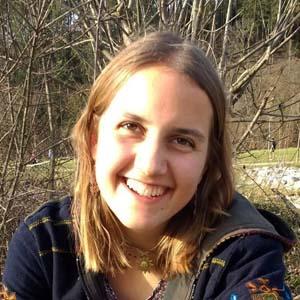 Sarie Bechtold ist Erlebnispraktikantin bei N.E.W.