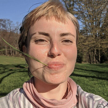 Jacinta Fehn ist Erlebnispädagogin